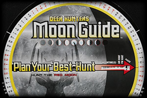 deer hunters moon guide 2016