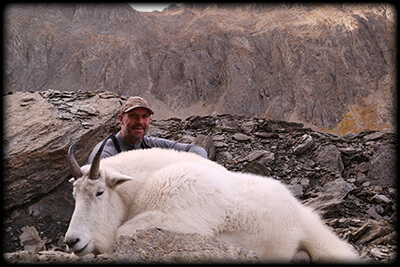 Joe Miles Mnt Goat